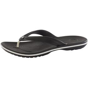 Crocs Crocband Flip Sandals black